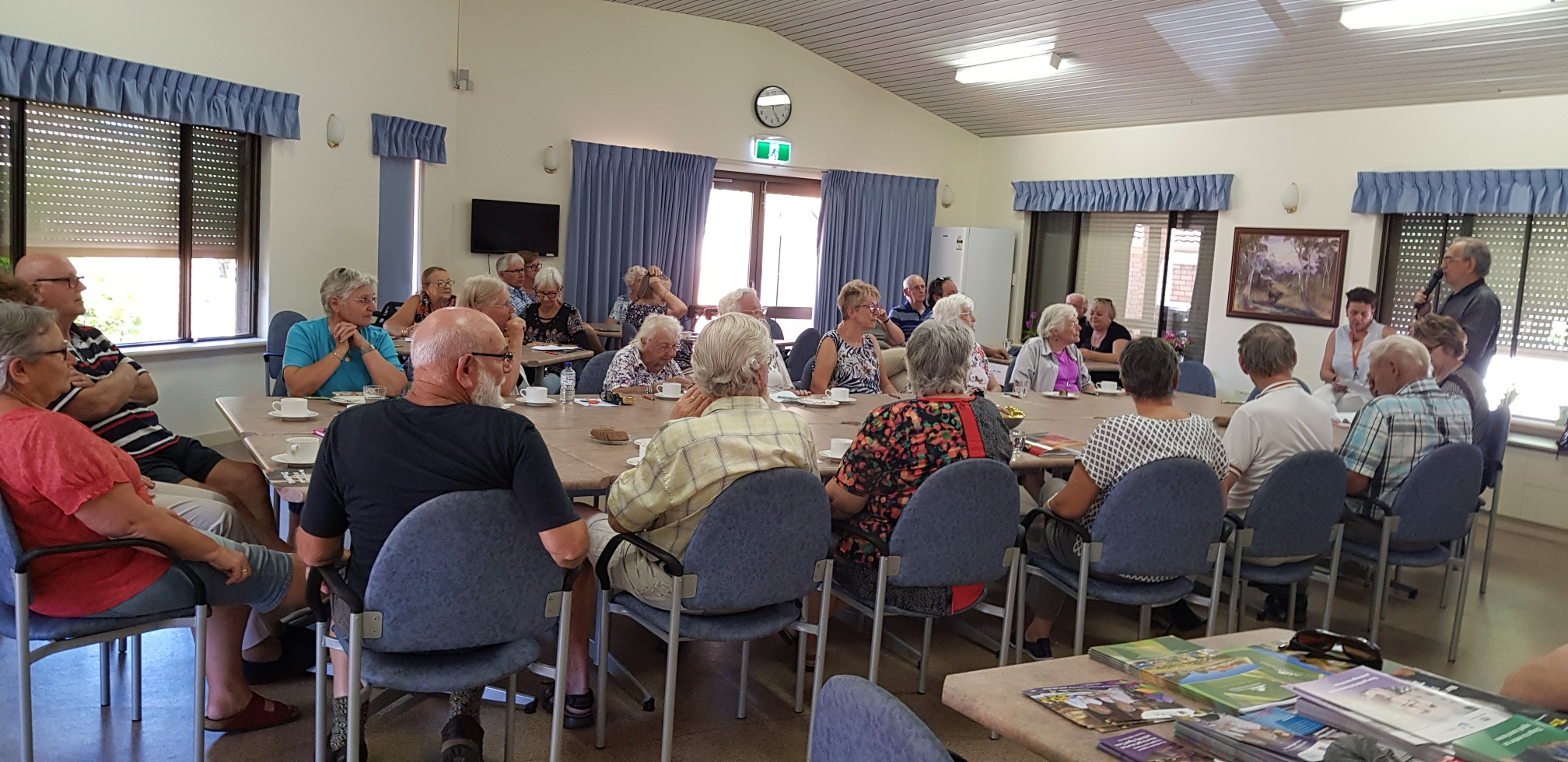 Information Session Cura In-home Care and Manoah Village