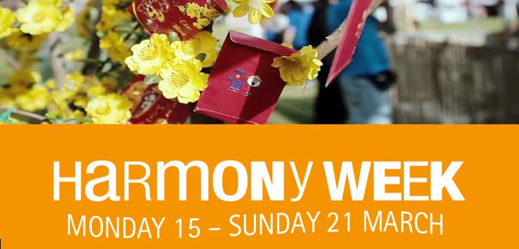Celebrating Harmony Week