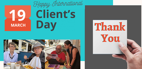 Happy International Client's Day